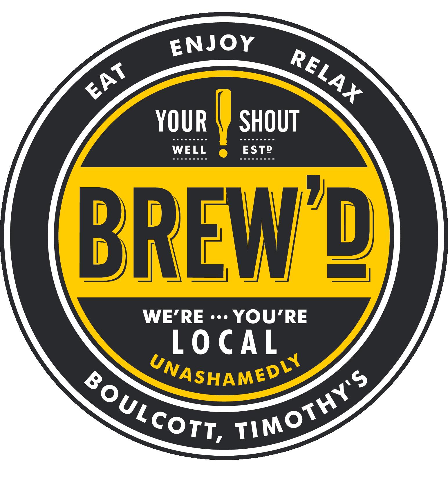 Brew'd Boulcott